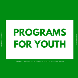 programs for youth - yeac
