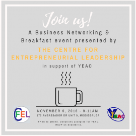Business Networking and Breakfast